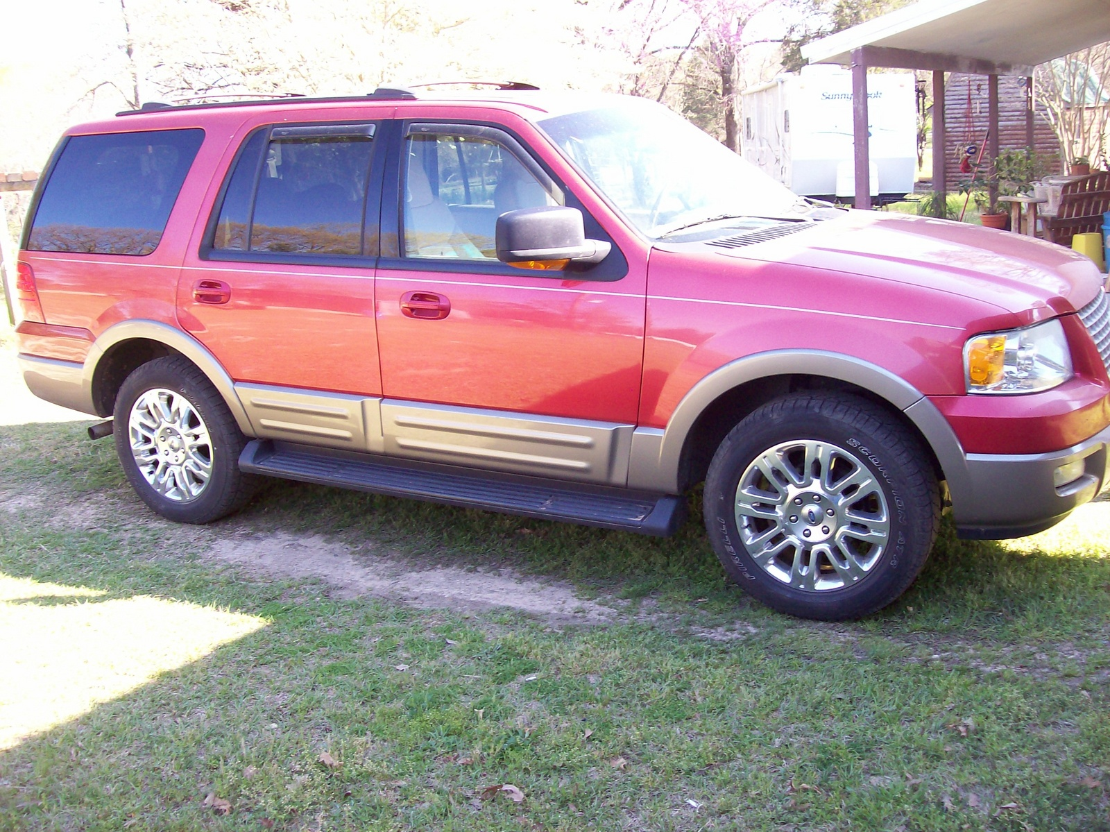 picture of 2003 ford expedition eddie bauer exterior. Cars Review. Best American Auto & Cars Review