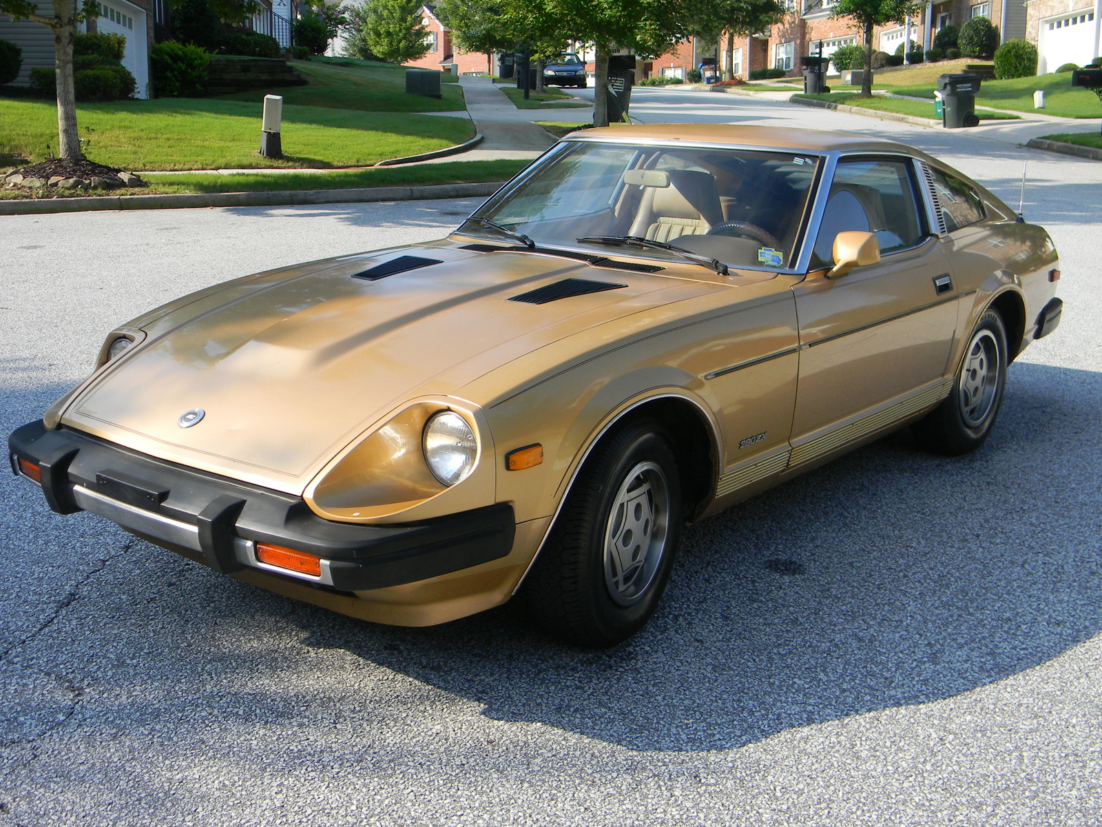 1981 Nissan 280zx Overview Cargurus