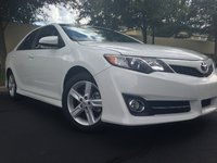 Picture of 2012 Toyota Camry SE, exterior, gallery_worthy