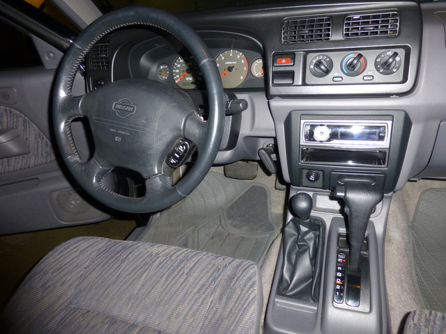 2000 Nissan Frontier Interior Pictures Cargurus
