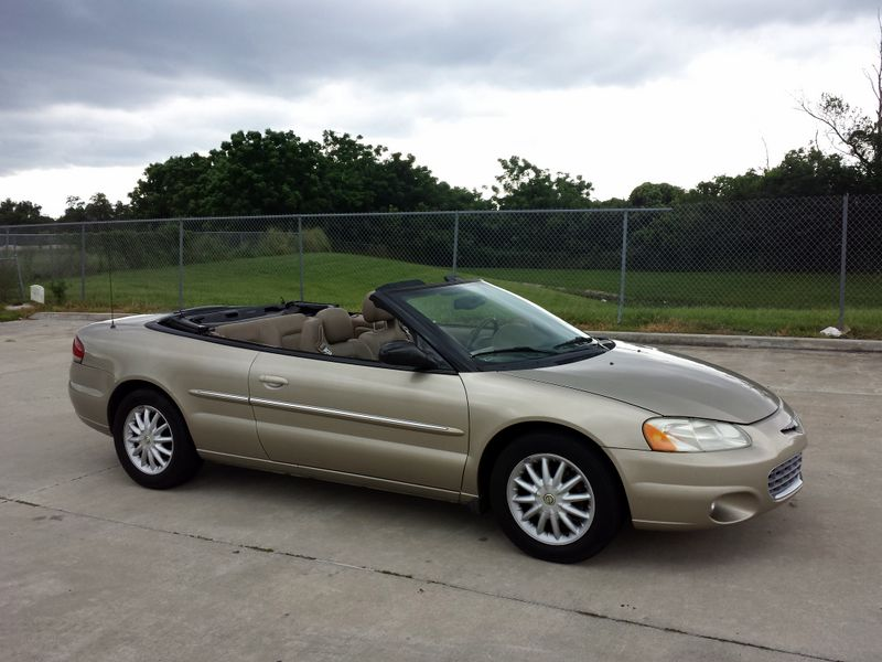2002 chrysler sebring convertible lxi related infomation. Cars Review. Best American Auto & Cars Review