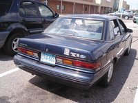 1993 Ford Tempo Picture Gallery