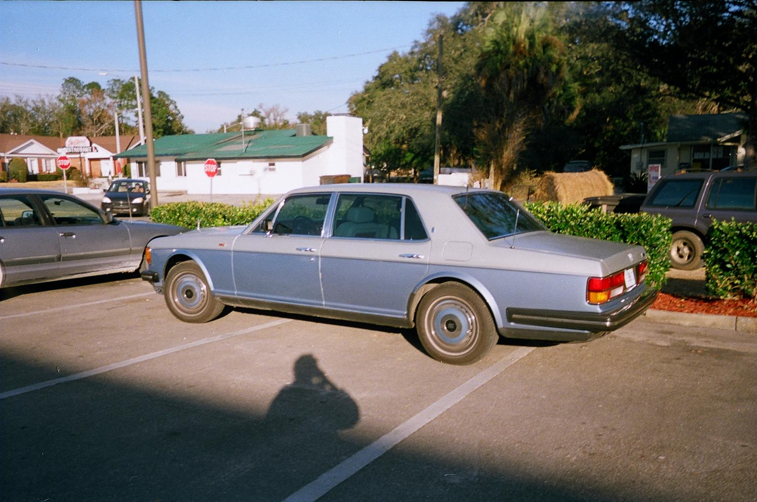 Picture of 1988 Rolls-Royce Silver Spur Sedan