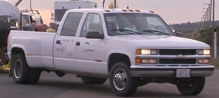 Picture of 1998 Chevrolet C/K 3500