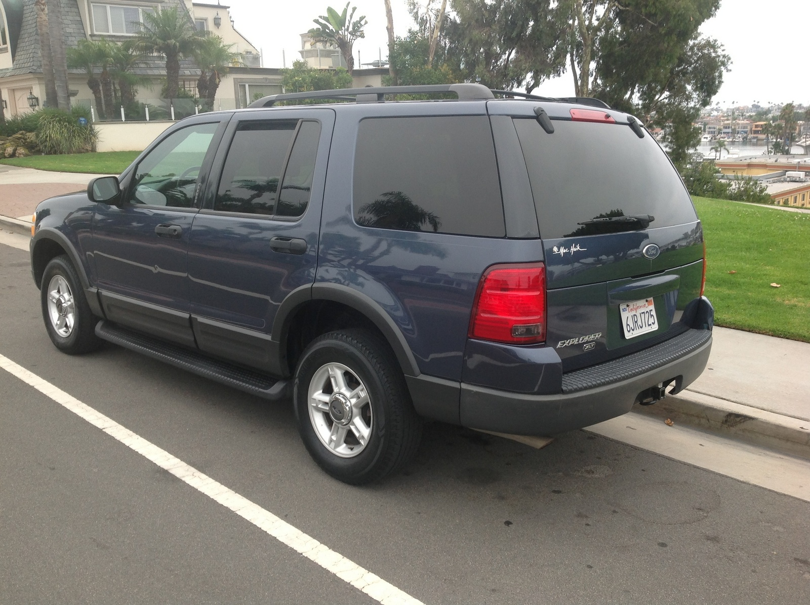 picture of 2003 ford explorer xlt sport v6 exterior. Cars Review. Best American Auto & Cars Review
