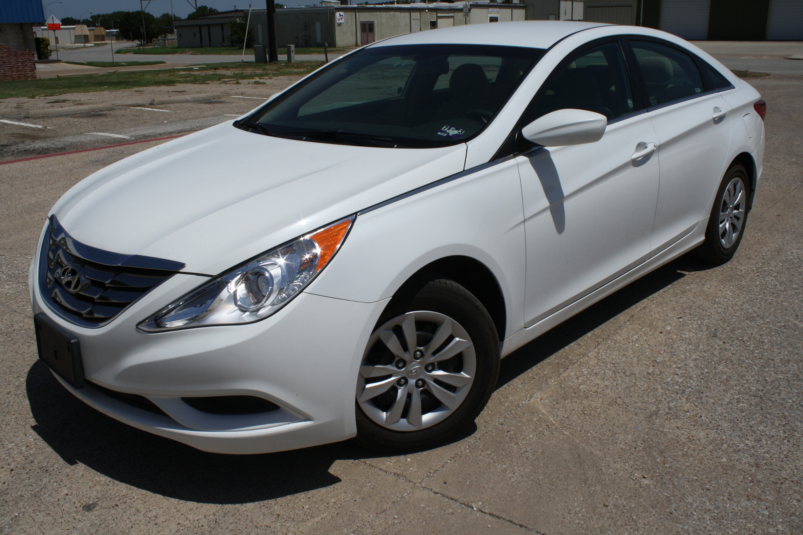 picture of 2012 hyundai sonata gls exterior. Black Bedroom Furniture Sets. Home Design Ideas