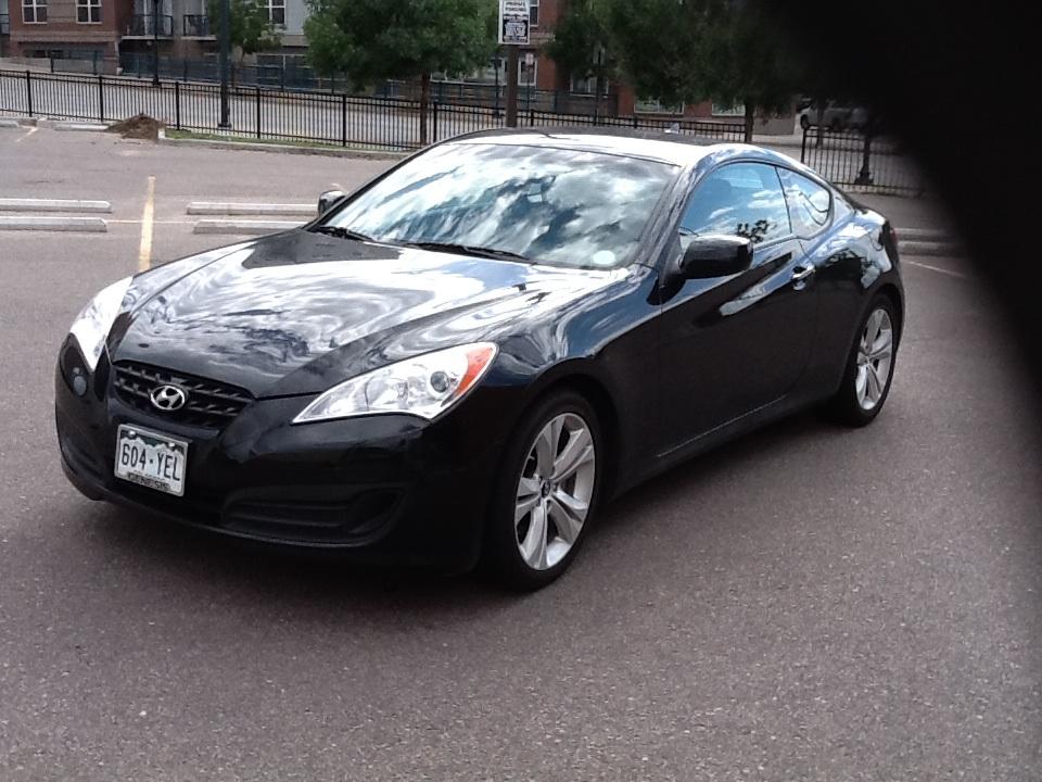 2012 Hyundai Genesis Coupe Exterior Pictures Cargurus