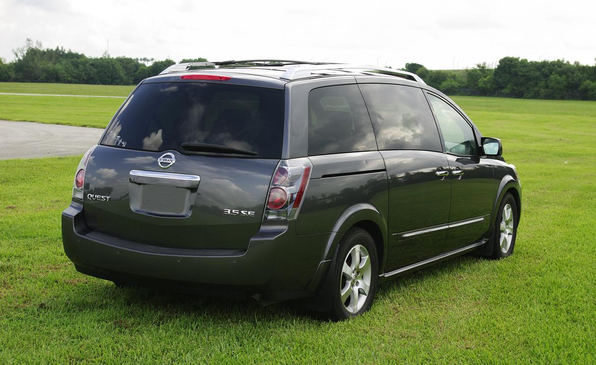 2009 Nissan Quest Pictures Cargurus