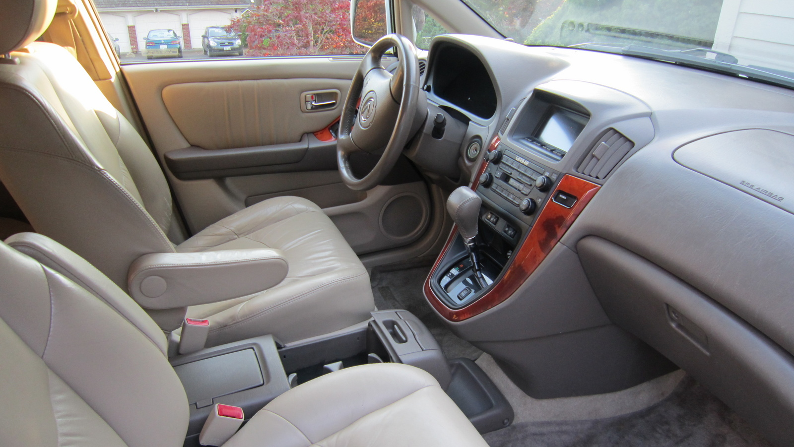 2001 lexus rx 300 interior pictures cargurus. Black Bedroom Furniture Sets. Home Design Ideas