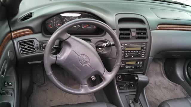 2001 Toyota Camry Solara Interior Pictures Cargurus