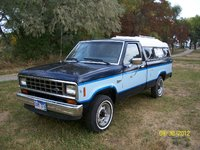 Picture of 1985 Ford Ranger XL Standard Cab 4WD LB, exterior, gallery_worthy