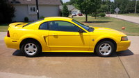 Picture of 1999 Ford Mustang STD Coupe, exterior