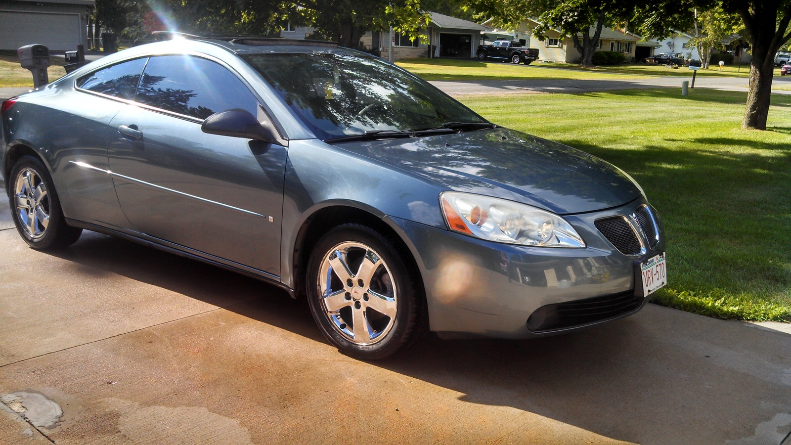 2006 pontiac g6 gt coupe picture exterior. Black Bedroom Furniture Sets. Home Design Ideas