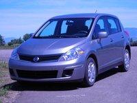 Picture of 2010 Nissan Versa 1.8 S Hatchback, exterior, gallery_worthy