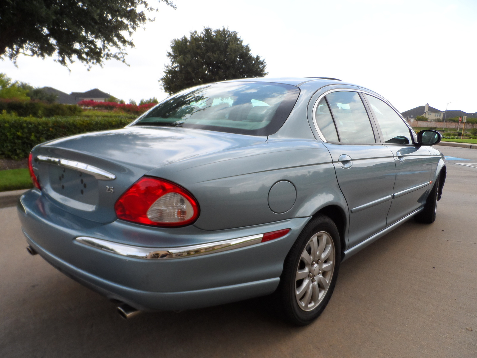 2003 Jaguar X Type Pictures Cargurus