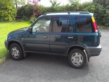Honda crv 1996