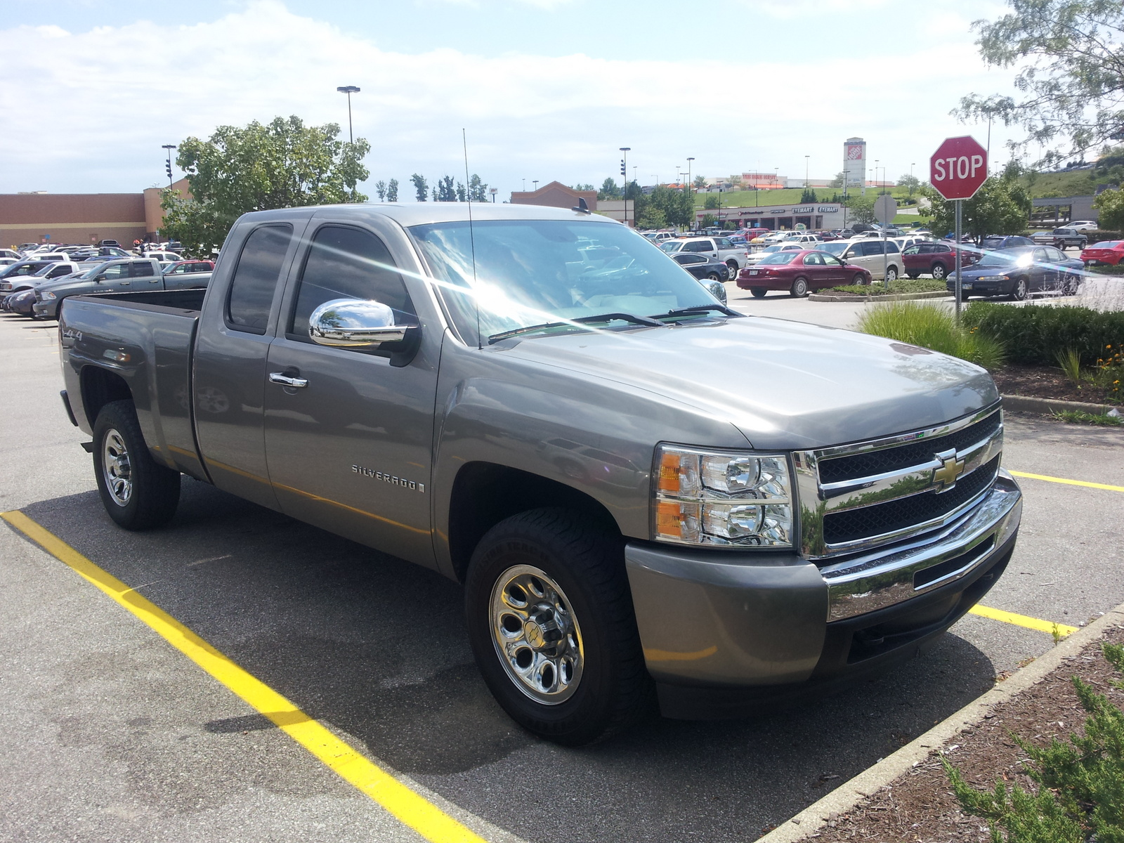 Chevrolet Ss 2014 Price Picture of 2009 Chevrolet Silverado 1500 Work Truck Ext. Cab 4WD ...