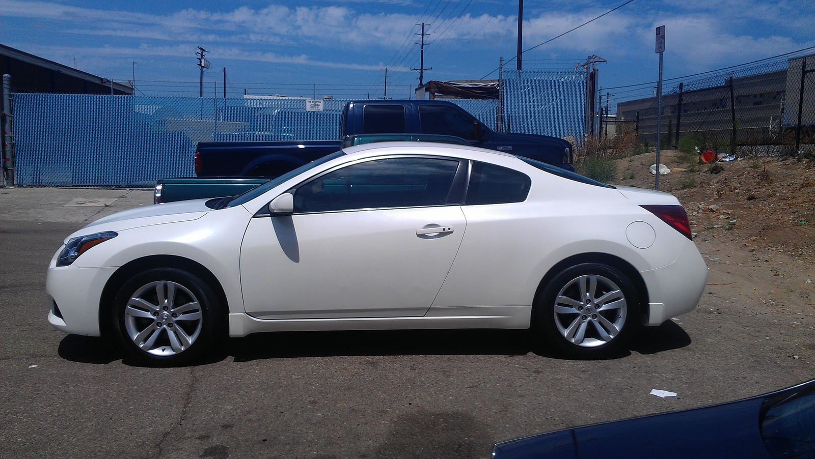 Image Gallery 2012 Altima Coupe