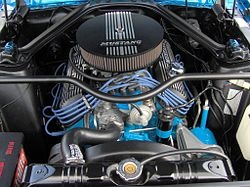 Ford Mustang Questions - What is a better engine that I can put in
