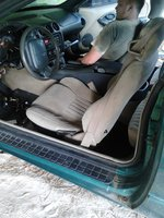 Picture of 1997 Pontiac Firebird Formula, interior