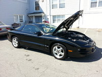 2001 Pontiac Trans Am Overview