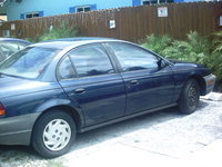 Picture of 1999 Saturn S-Series 4 Dr SL Sedan, exterior, gallery_worthy