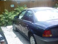 Picture of 1999 Saturn S-Series 4 Dr SL Sedan, exterior