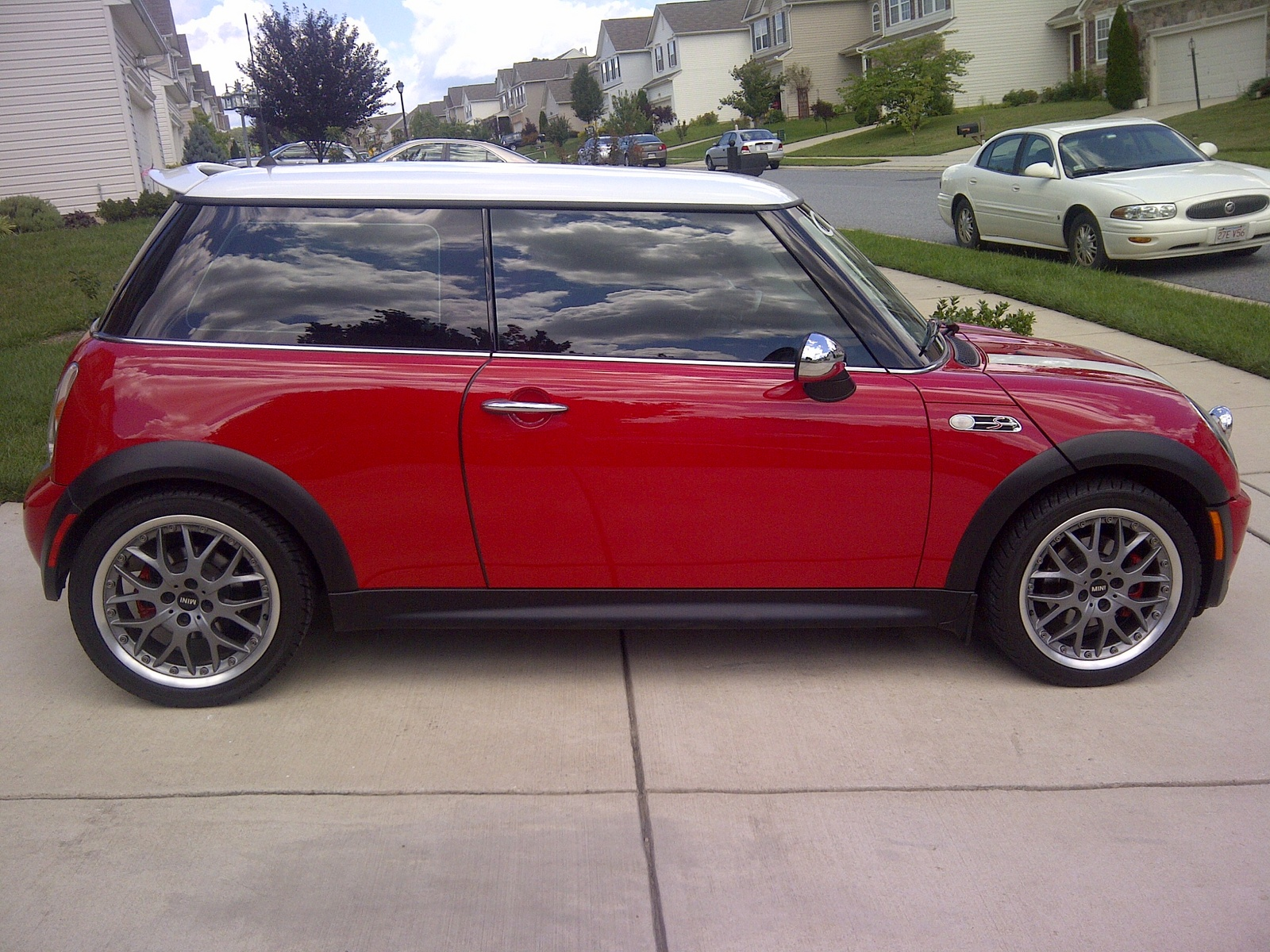 2004 mini cooper s related infomation specifications weili automotive network. Black Bedroom Furniture Sets. Home Design Ideas