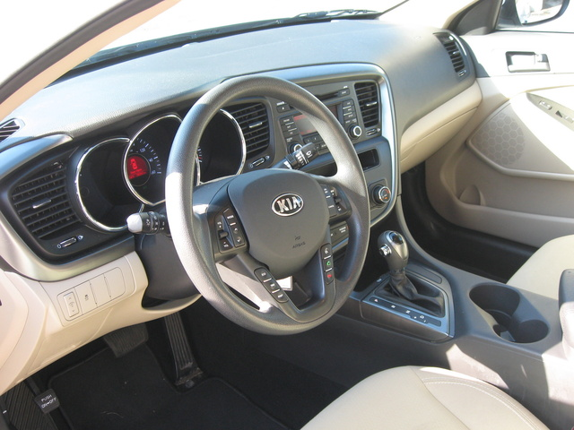 2013 Kia Optima Interior Pictures Cargurus
