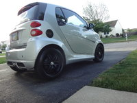Picture of 2009 smart fortwo BRABUS, exterior