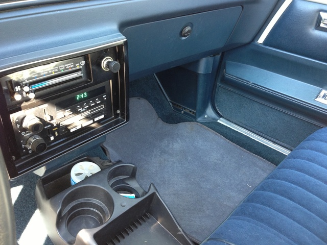 Picture of 1987 Chevrolet El Camino Base, interior, gallery_worthy