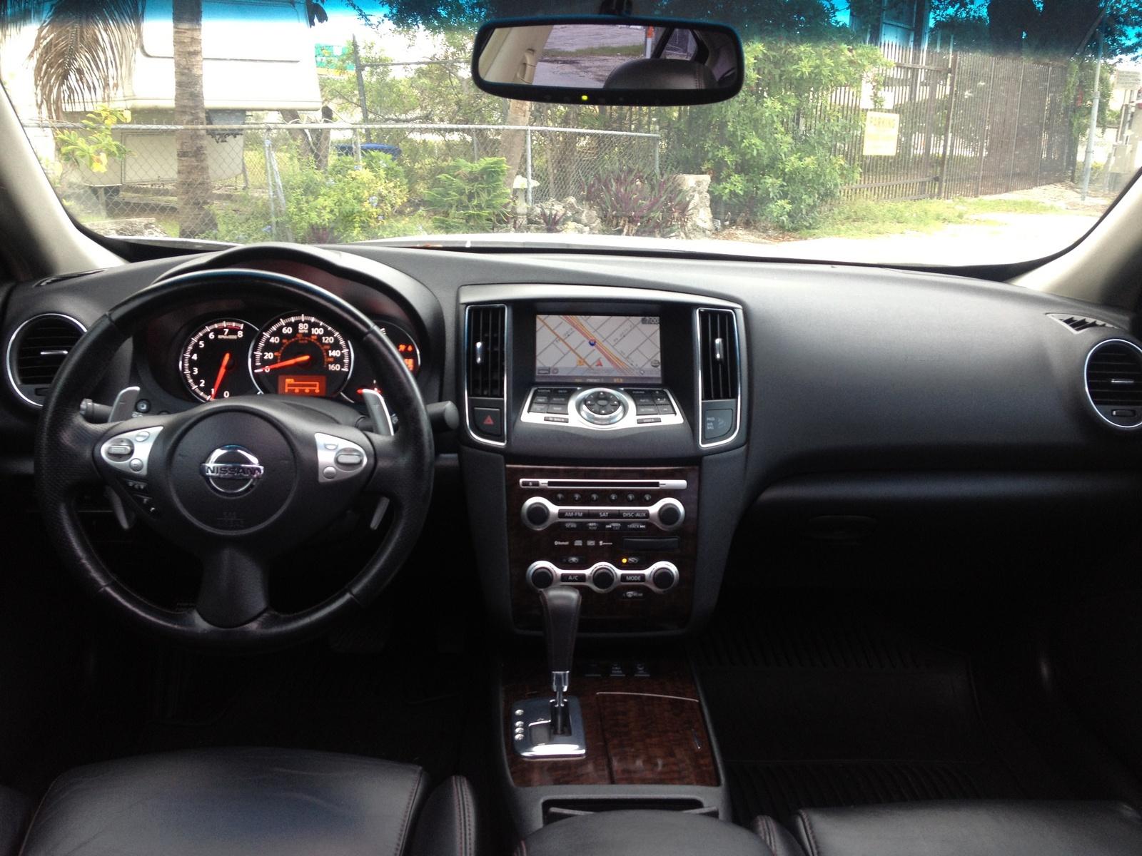 2009 Nissan Maxima - Interior Pictures - CarGurus