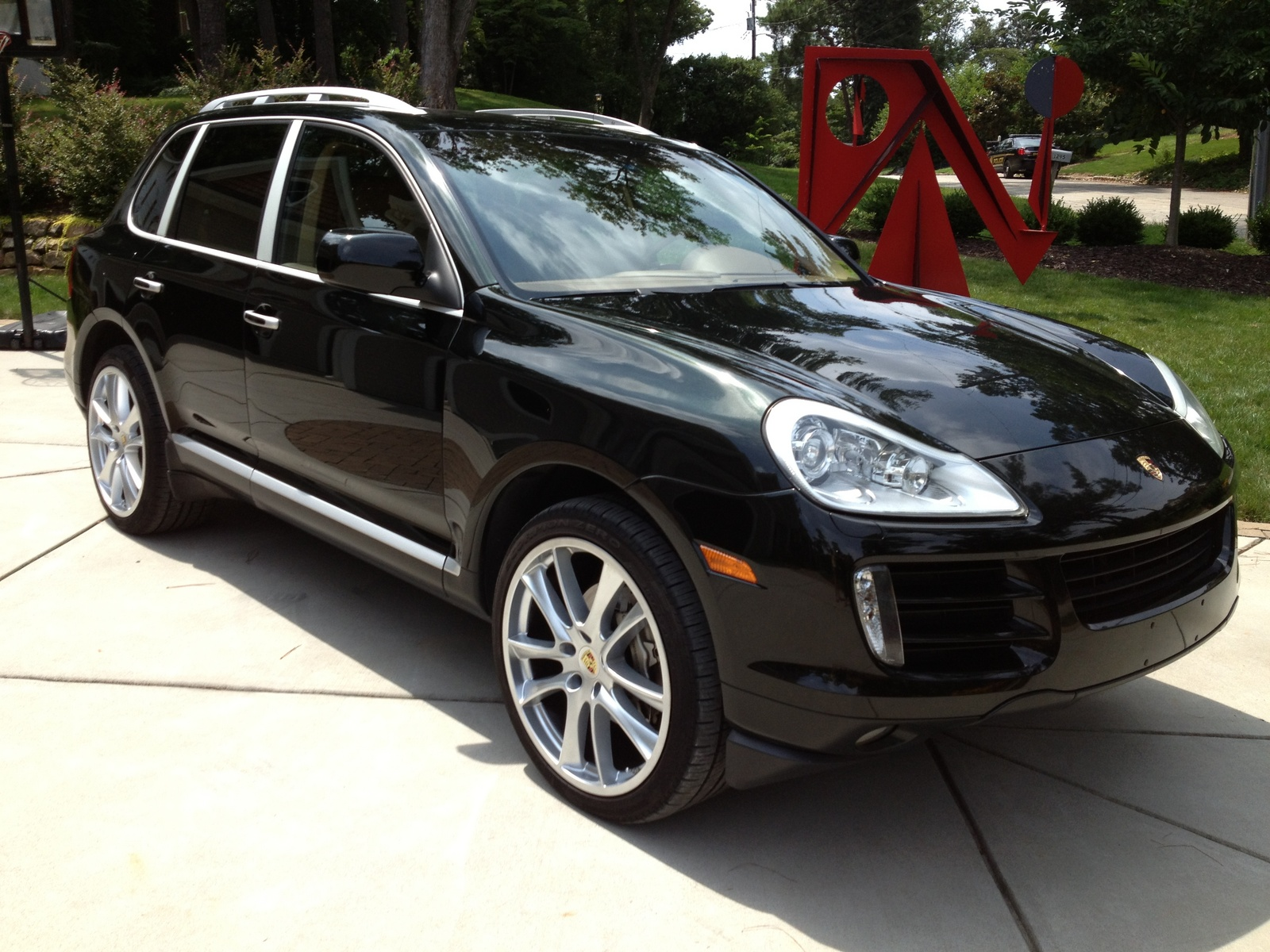 2008 porsche cayenne pictures cargurus. Black Bedroom Furniture Sets. Home Design Ideas