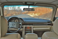 Picture of 1990 Mercedes-Benz 560-Class 4 Dr 560SEL Sedan, interior