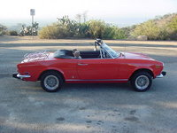 1974 FIAT 124 Spider Overview