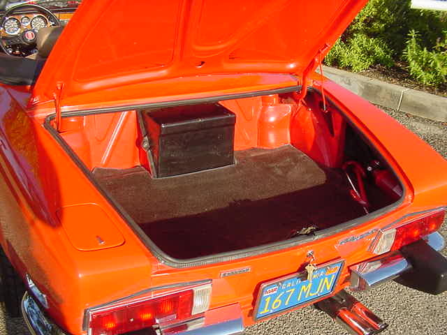 Picture of 1974 FIAT 124 Spider