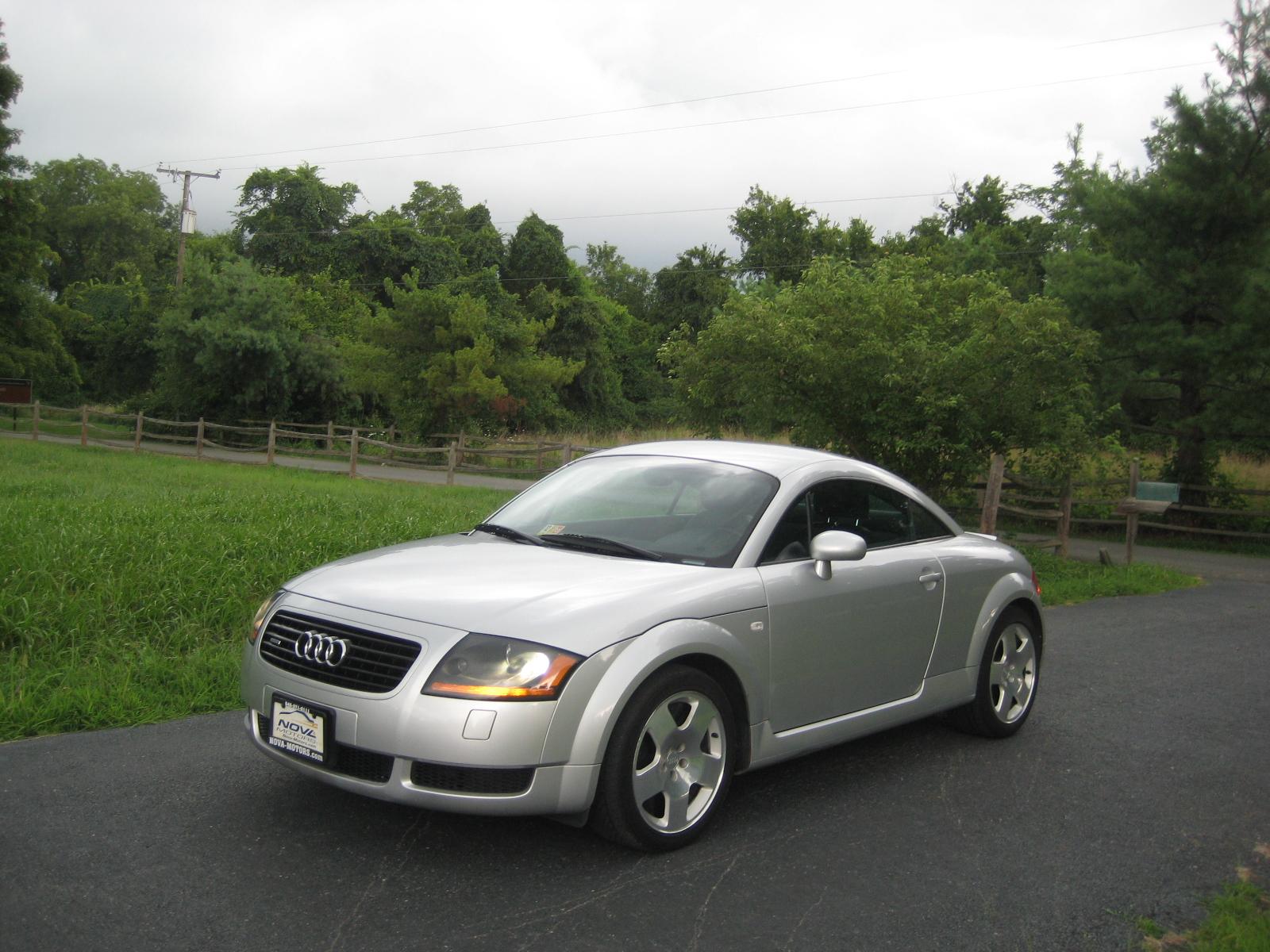 2001 audi tt roadster quattro 225 12