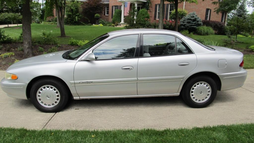 Picture of 2000 Buick Century Custom, exterior