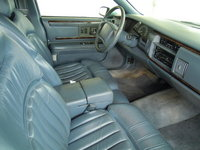 Picture of 1994 Buick Roadmaster 4 Dr Estate Wagon, interior