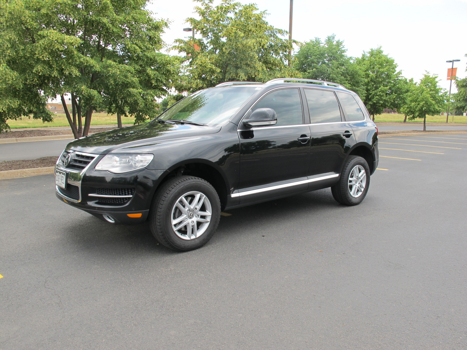 used volkswagen touareg for sale denver co cargurus. Black Bedroom Furniture Sets. Home Design Ideas