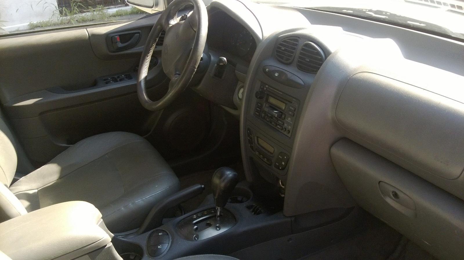 2002 Hyundai Santa Fe Interior Pictures Cargurus