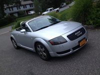 Picture of 2001 Audi TT Roadster, exterior