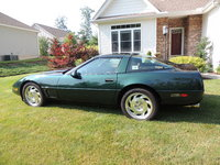 1996 Chevrolet Corvette Coupe - Polo Green - A Beauty!!!!!, exterior