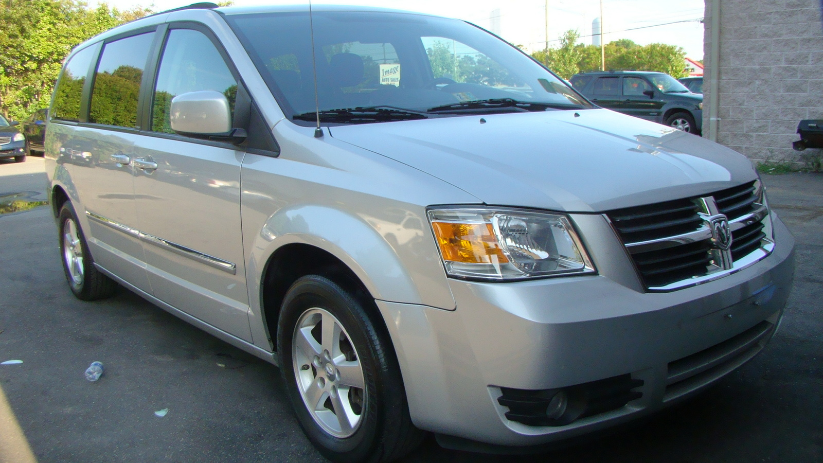 2008 dodge grand caravan sxt picture exterior. Cars Review. Best American Auto & Cars Review