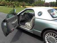 Picture of 2004 Ford Thunderbird Base Convertible, exterior, interior