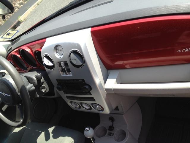 Chrysler Pt Cruiser Dr Touring Edition Pic X