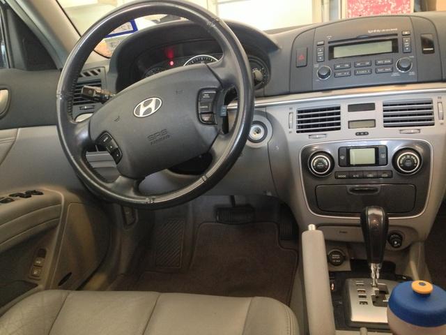 2008 Hyundai Sonata Interior Pictures CarGurus