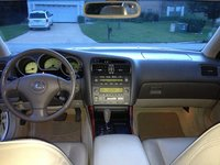 Picture of 2002 Lexus GS 300, interior