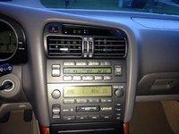 Picture of 2002 Lexus GS 300, interior