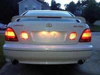 Picture of 2002 Lexus GS 300, exterior